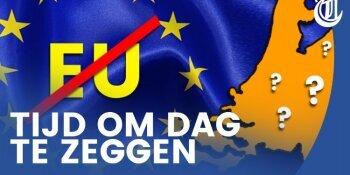 Nexit Tijd om gedag tegen de EU te zeggen