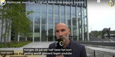 Rechtszaak, 28 juli 2021, Blckbx | Van Hage vs. Youtube!